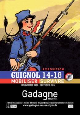 Affiche guignol1418