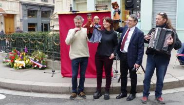 troupe Papallamanno et Gérard