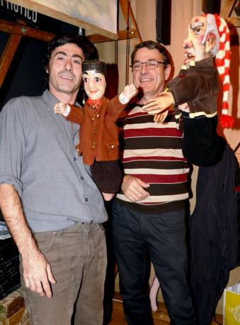 Patrizio et Gérard