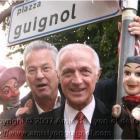nos amis du comité, place Guignol